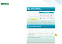 IESS: Consultar Historia Laboral