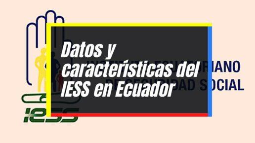 Guía sobre el IESS y sus funciones principales