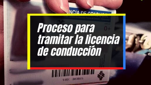 Requisitos para sacar la licencia de conducción