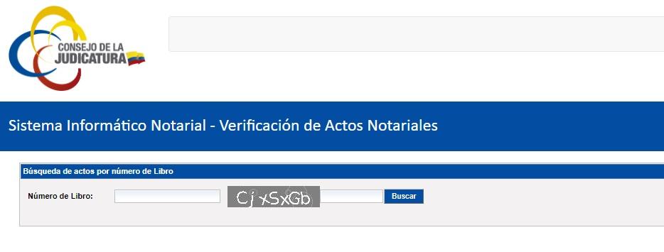 actos notariales